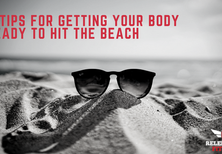4 Tips For Getting Your Body Ready to Hit The Beach