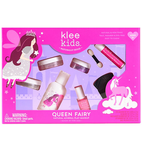 Natural Play Makeup Set - Queen Fairy, Klee Naturals