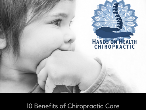 10 Reasons to Bring Your Child to the Chiropractor