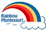 Rainbow Montessori School Logo
