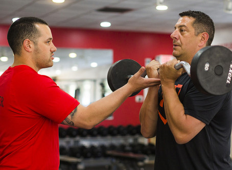 TAKE CONTROL OF YOUR HEALTH WITH SUPERVISED TRAINING