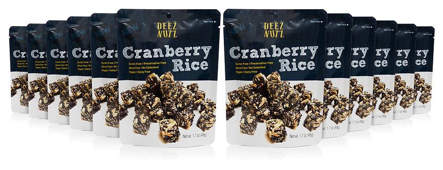 Cranberry Rice Case