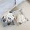 Midi Box Storage Crate - Coconut Milk, Aykasa
