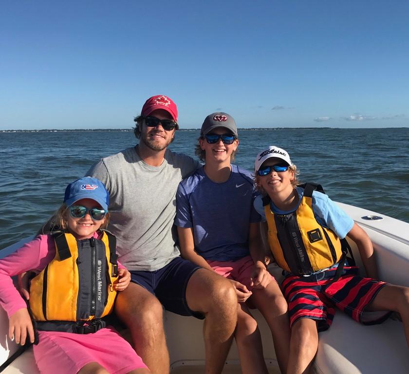 Chris Pronger, Lauren Pronger, Sea Island Georgia, Sea Island, Georga