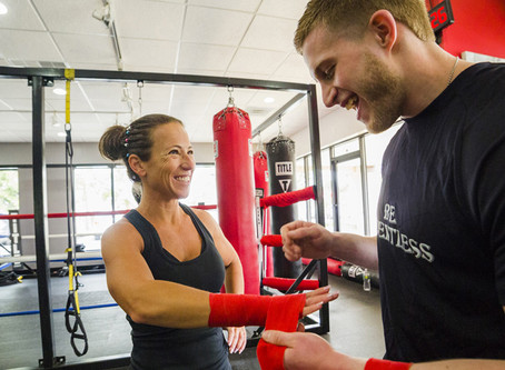 WHY PERSONAL TRAINING IS ON THE RISE