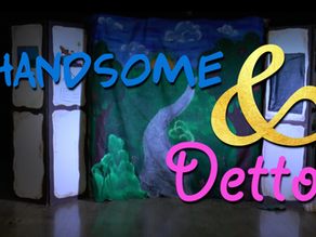 IT'S PANTO TIME! as Handsome and Dettol Launches Online FOR FREE after success of live shows!