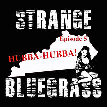 5. Strange Bluegrass Cover Evelyn West.j