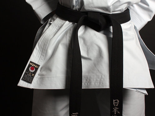 Black Belt - Cotton