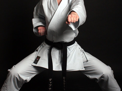 Shobu Keiko (KSB-11) - complete karategi
