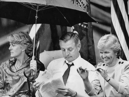 Plane Truths on the Mondale-Ferraro campaign