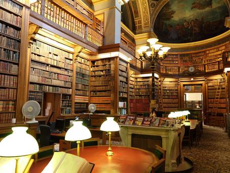 Libraries as Lifelines