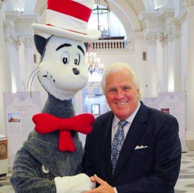 A Legacy of Senator Mike Miller: Reading Books