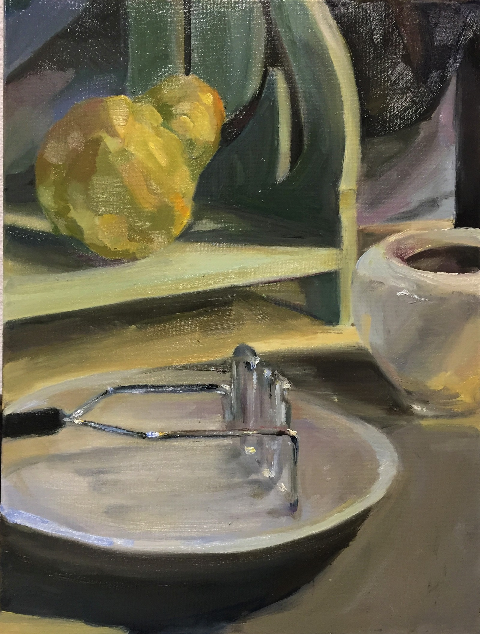 Pear and Cookware
