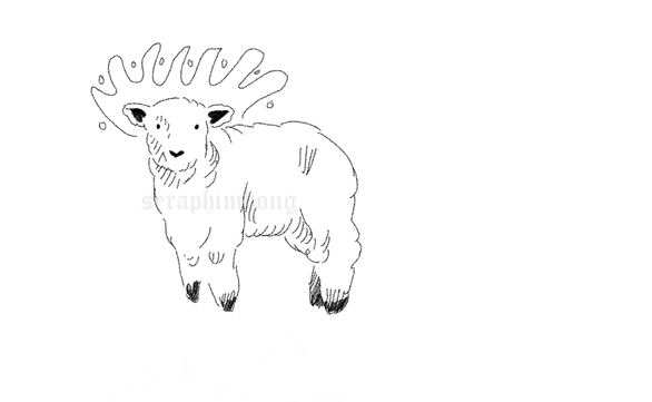Holy Lamb!