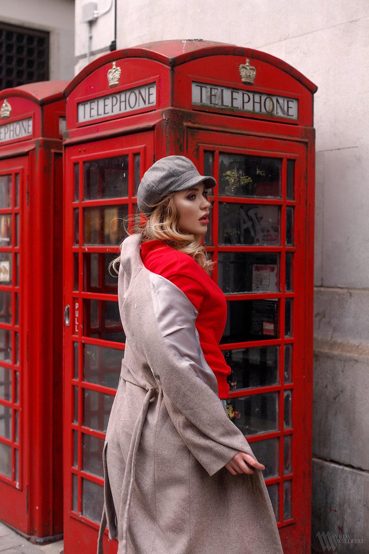 Photo walk in London