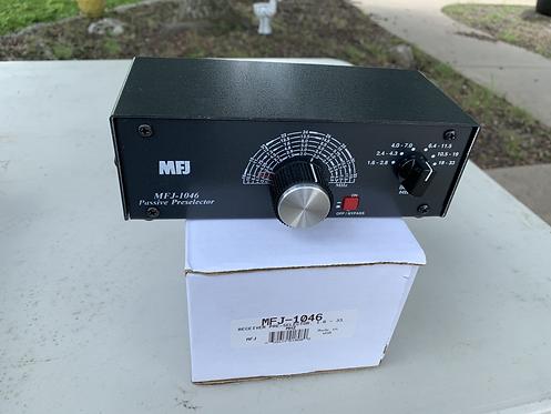 MFJ-1046 Passive Preselector