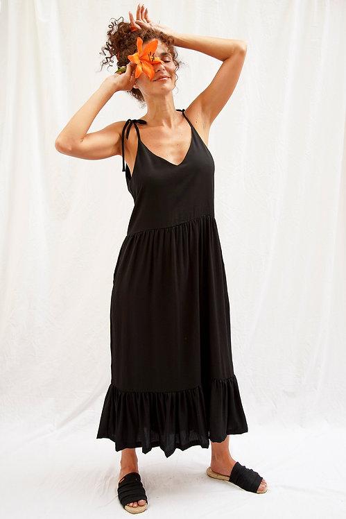 Vestido Rebeca Preto