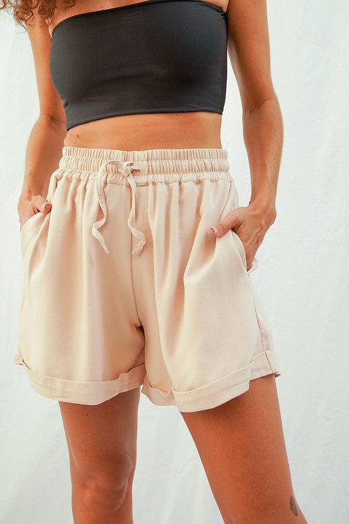 Shorts Suzi Grão