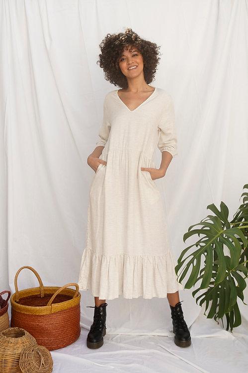 Vestido Lucia Linen