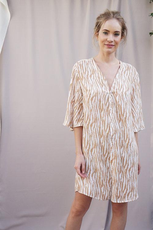 Camisa Diana Zebra