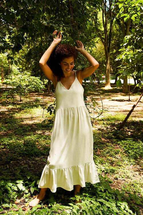 Vestido Rebeca Linen