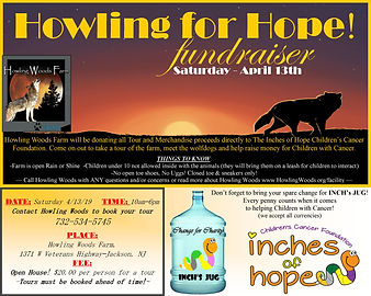howling for hope flyer 2019