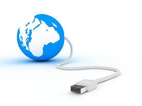 Le monde est connecté!