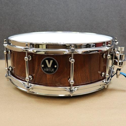 "VIRTUE: Honesty™ 14""x5"" Black Walnut Snare Drum"