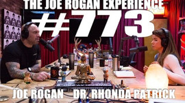 DR RHONDA PATRICK EXPLAINS THE BENEFITS AND SCIENCE BEHIND CRYOTHERAPY WITH JOE ROGAN