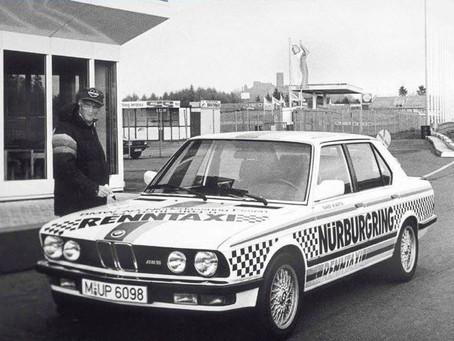 The E28 M5 needs no introduction...