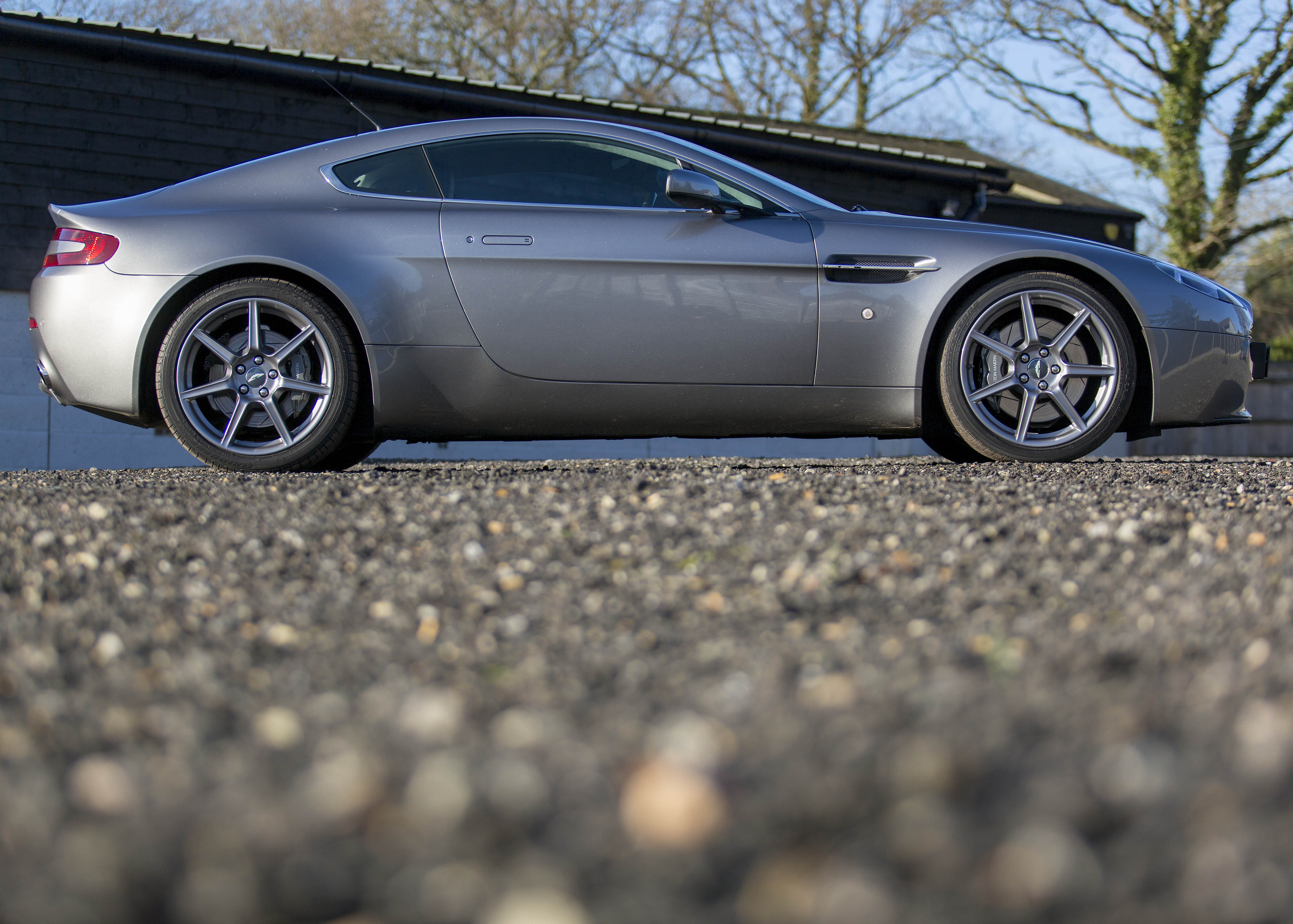 Aston Martin V8 Vantage For Sale Classic Heroes