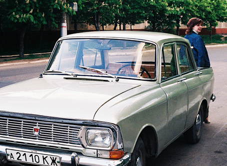 The life of a car nut behind the Iron Curtain
