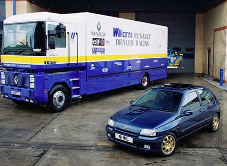 Renault Clio Williams 1