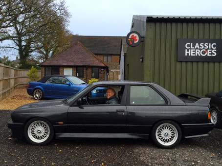 Is this the last daily driver E30 M3?
