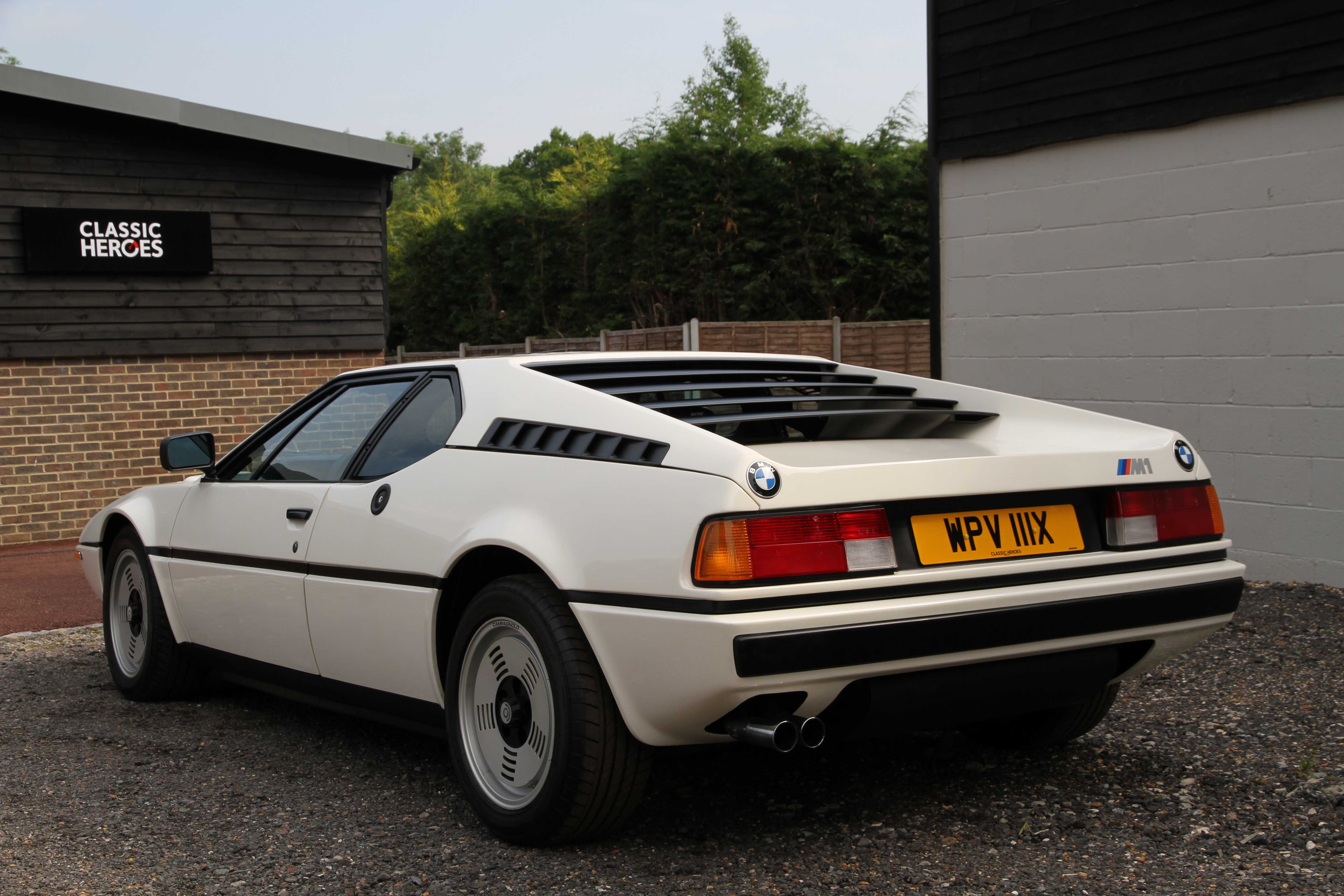 BMW M1 For Sale >> Bmw M1 For Sale Classic Heroes