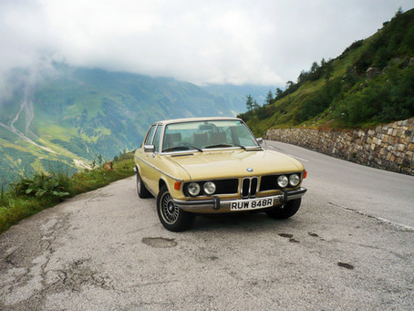 Readers Drives - 5,000 miles in an E3….