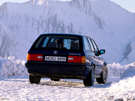 Don't end up on your R's in the snow!   Get an R32....