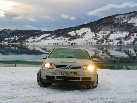 Readers Drives - Jonathan on the Arctic Winter Trial