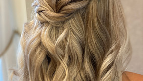 Top tips for getting your hair Wedding Day ready