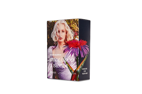 Kevin Murphy Once Upon a blonde Set