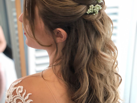 Why do I need a professional Wedding Hairstylist for my Wedding Day?