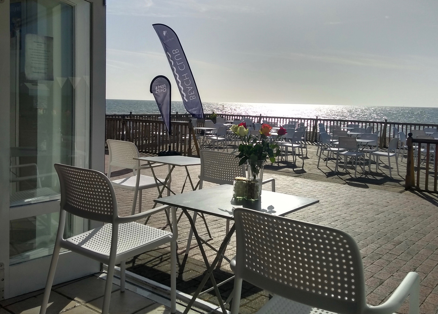 West Rocks Beach Club, Eastbourne