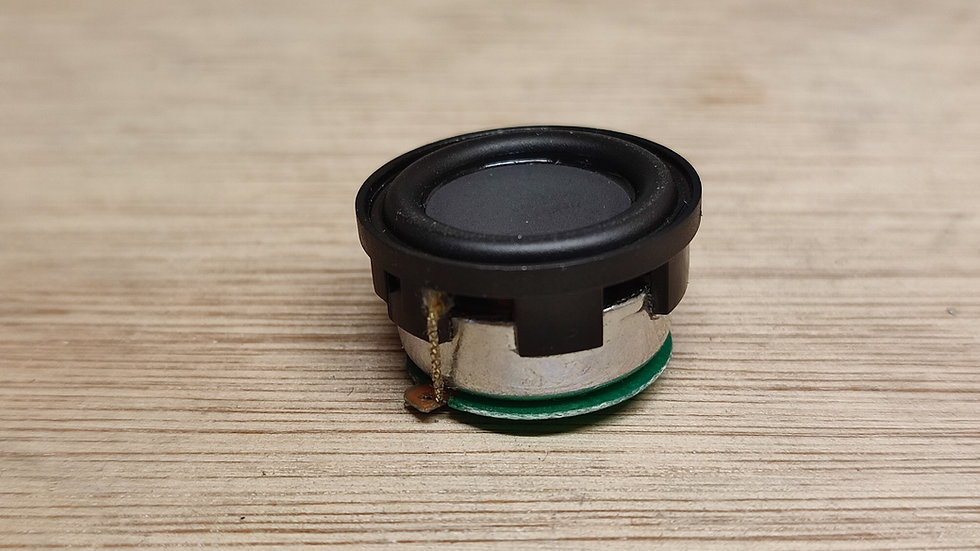 28mm 4ohm 3W speaker
