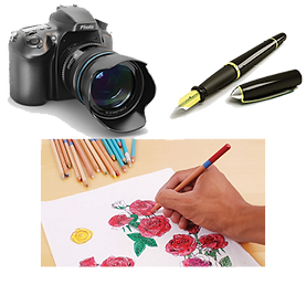 Photography Contest, Poetry Contest, Coloring Contest