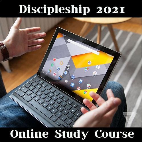 Discipleship Course 2021