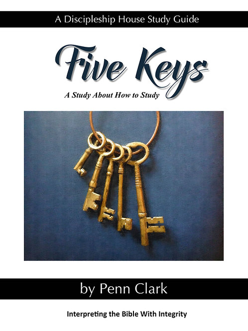 Five Keys: A Study About How to Study