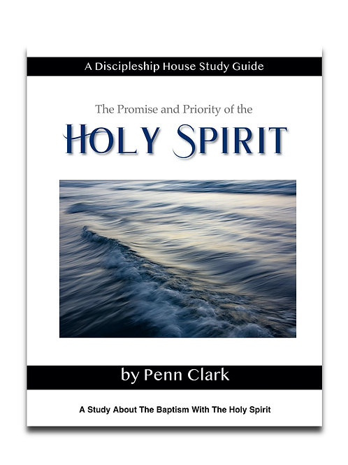 The Priority of the Holy Spirit