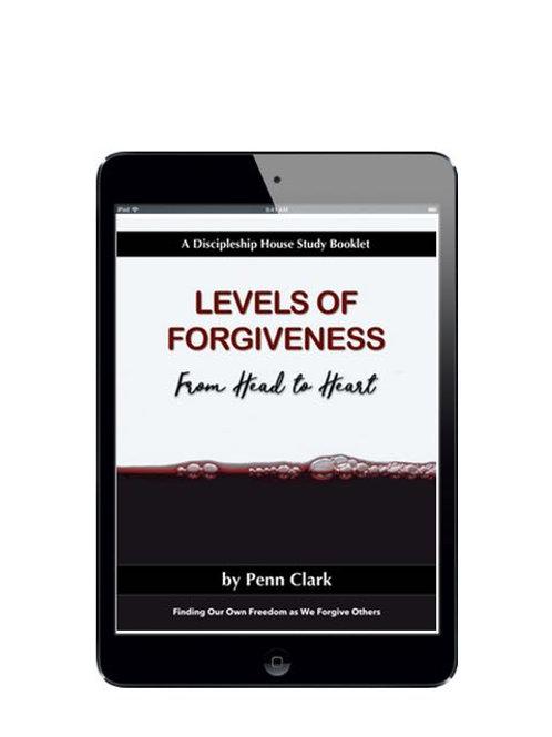 Levels of Forgiveness