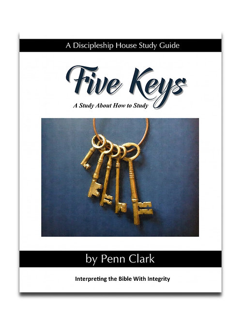 FIVE KEYS - A Study About How to Study