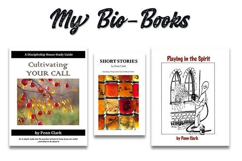 3 Bio-Books